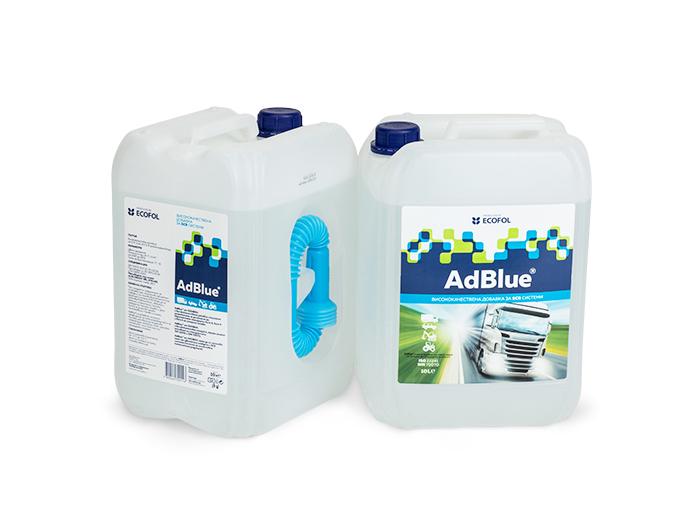 AdBlue® Туба от 10 литра Special