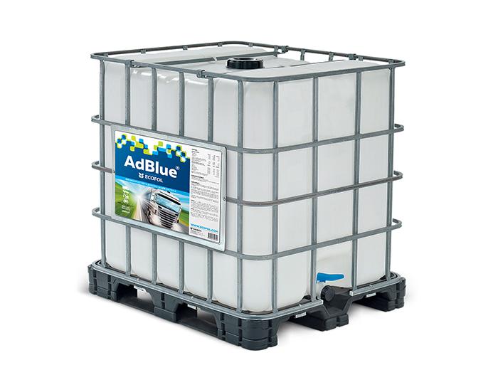 AdBlue® IBC контейнер от 1000 литра